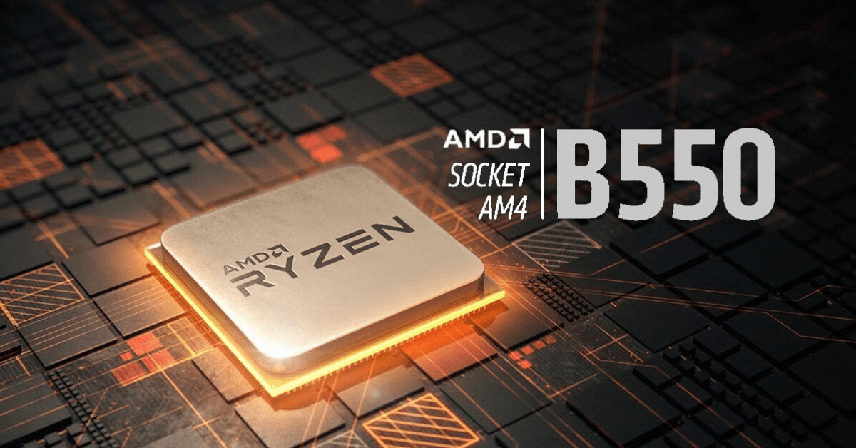 AMD's B550 Motherboards aim to deliver the perfect balance between price and performance