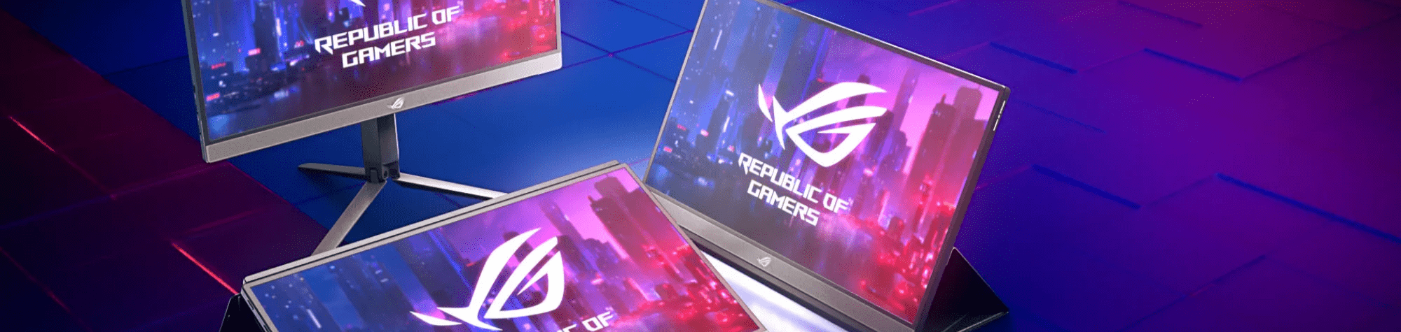 The ROG Strix XG17AHP is insanely fast