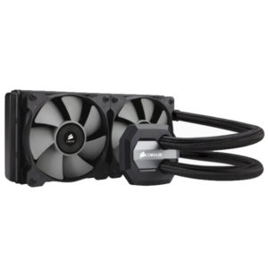 H100i Corsair Liquid CPU Cooler
