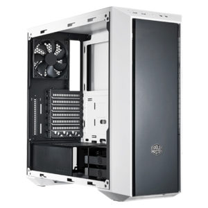 Cooler Master MasterBox 5 window White