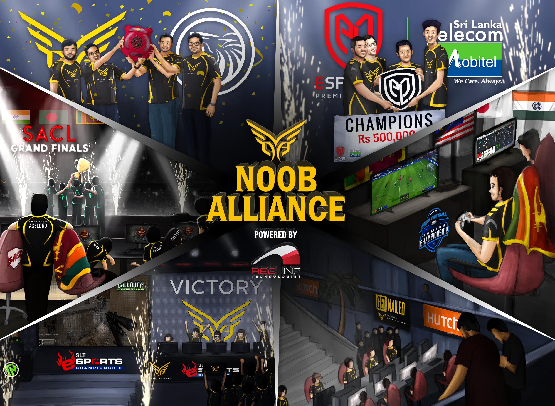 Redline Technologies partners with Noob Alliance