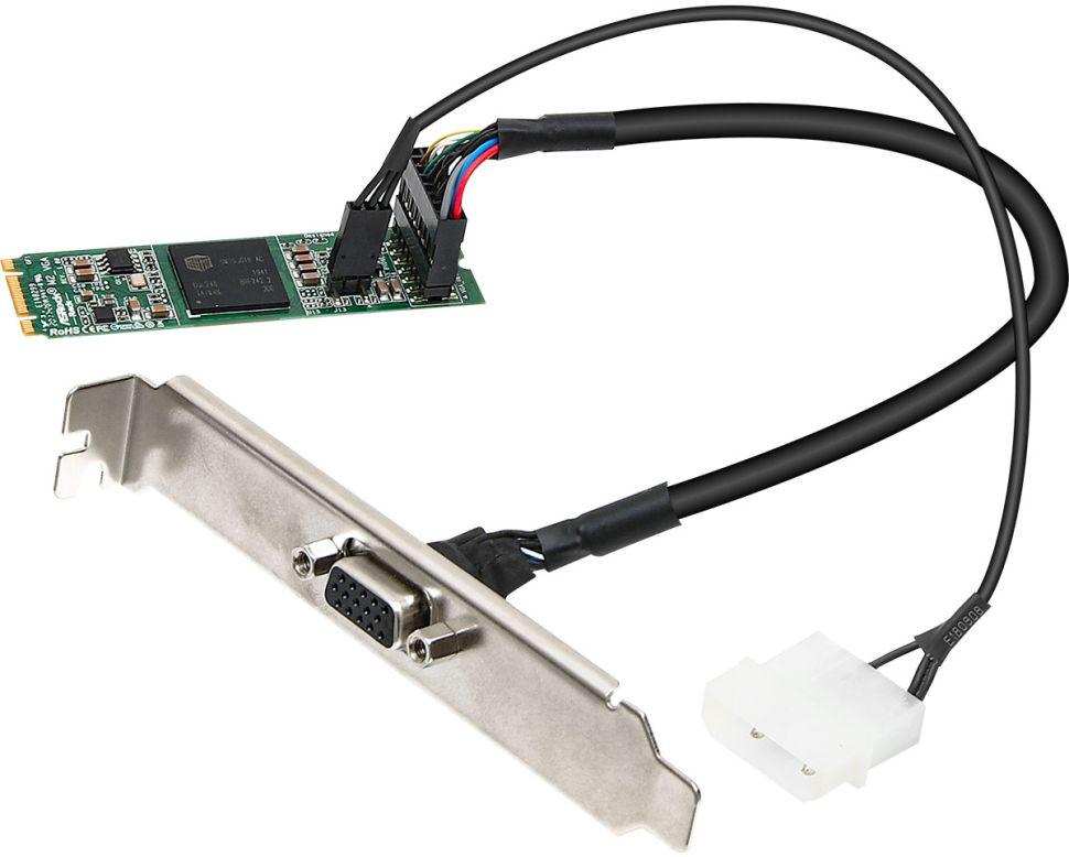 M2_VGA module